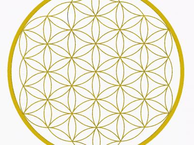 10月28日「神聖幾何学(フラワー・オブ・ライフ)」アートWS開催